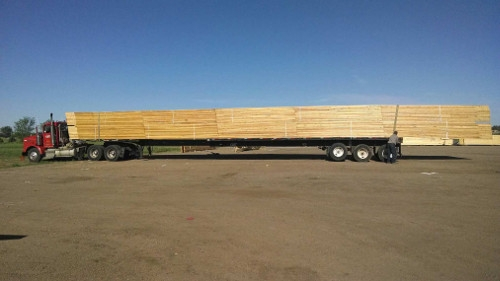 84' Truss Order for Steel Structures
