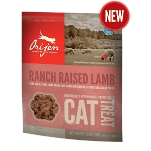 Orijen® Ranch Raised Lamb Freeze Dried Cat Treats