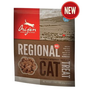 Orijen® Regional Red Freeze Dried Cat Treats