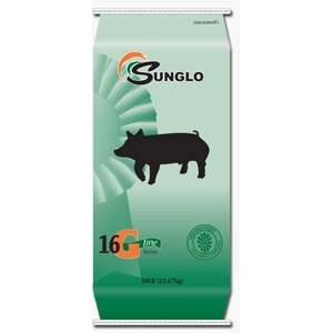 Sunglo® 16 G-Line Meal Feed