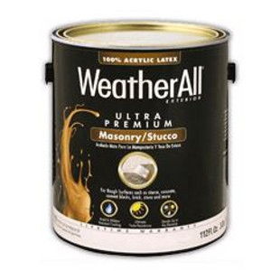 True Value, WeatherAll Ultra Premium Masonry & Stucco Paint