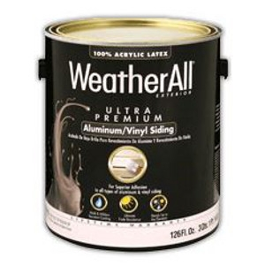 True Value, WeatherAll Ultra Premium Aluminum & Vinyl Siding Paint