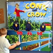 Game-Conk The Crow