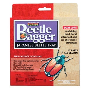 Beetle Bagger Japanese Beetle Trap
