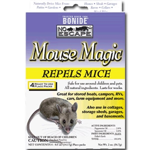No Escape Mouse Magic