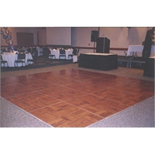 Portable Dance Floor Sections