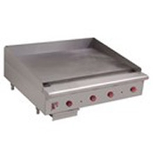 Steel Propane Griddle
