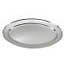 Stainless Oval Platters