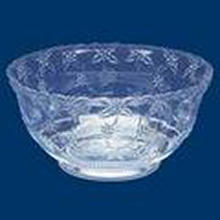 Glass Punch Bowls