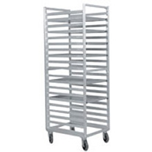 Rolling Rack, w/ sheet pans