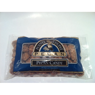 Pointe Coupeé Honey Sugared Pecans