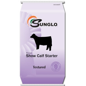 Sunglo® Show Calf Textured Starter