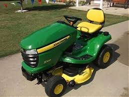 JD Ride On Mower