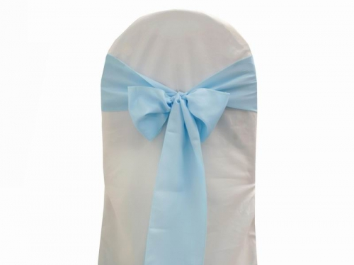 Chair Sash - Light Blue