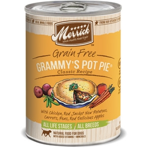Grammy's Pot Pie™ Canned Dog Food