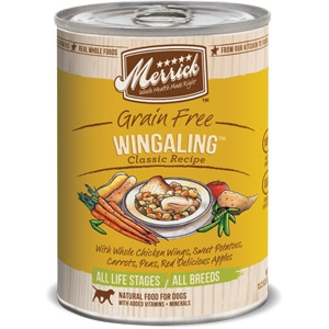 Classic Grain Free Wingaling™ Canned Dog Food