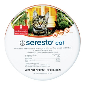 Seresto® Cat Collar