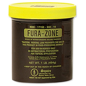 Squire® Fura-Zone® Anti-bacterial Ointment