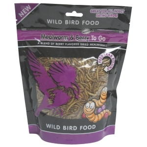 Mealworm & Berry To Go Berry 3.52 Ounce