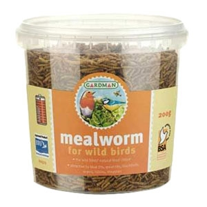 Mealworms Tub 7 oz.