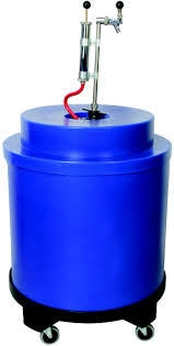 Keg Cooler, Red or Blue