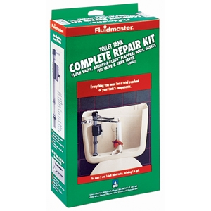 FluidMaster Complete Toilet Repair Kit