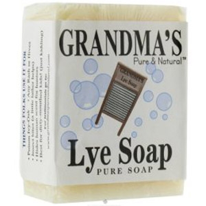 Grandma's Lye Soap by Remwood Products