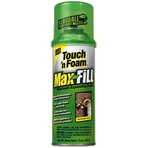 Max Fill Touch n' Foam