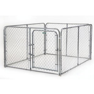 Stephens Pipe & Steel Preferred Dog Kennel 6 x 8 x 4 Ft.