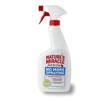 Natures Miracle Just for Cats No More Spraying-24 oz