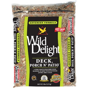 Wild Delight® 5 Lb. Deck, Porch N' Patio® Bird Seed