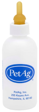Nursing Bottle PetAg 2 oz
