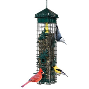 Squirrel Solutions™ Wild Bird Feeder Seed Saver™ 200