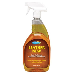 Farnam Horse Products Leather New Foam