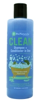 CLEAN Shampoo & Conditioner in One 16 oz
