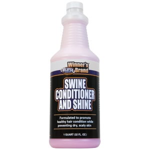 Weaver® Swine Conditioner and Shine