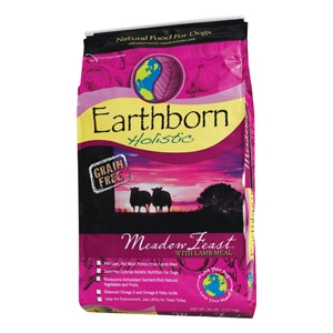 Earthborn Holistic® Meadow Feast™ Natural Dog Food