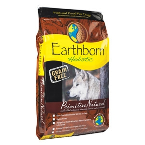 Earthborn Holistic® Primitive Natural™ Grain-Free Dog Food