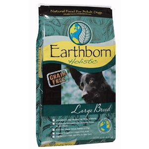Earthborn Holistic® Large Breed Natural Dog Food