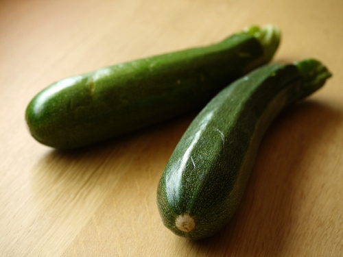 Locally Grown Zucchini