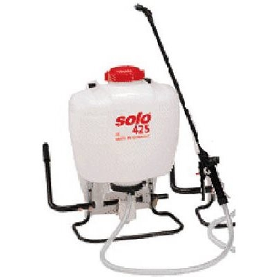 Solo 4-Gallon Backpack Sprayer