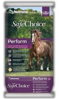 SafeChoice® Perform Horse Feed