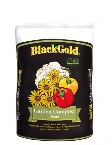 Black Gold® Garden Compost Blend