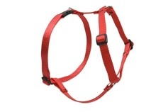 Small Dog Traditional Solids Roman Harness