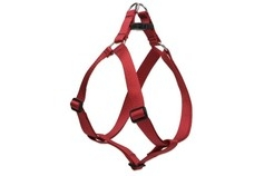 Large Dog Traditional Solids Step In Harness
