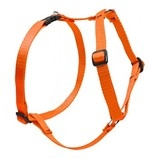 Large Dog Traditional Solids Roman Harness