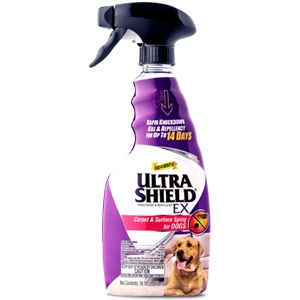 Absorbine UltraShield Ex Insecticide & Repellent Carpet & Surface Spray for Dogs