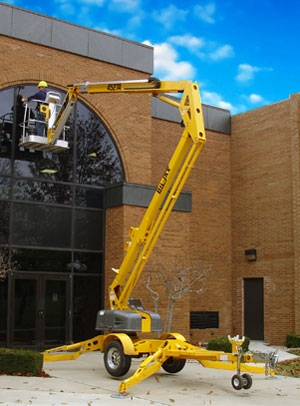 Bil-Jax Towable Boom Lift