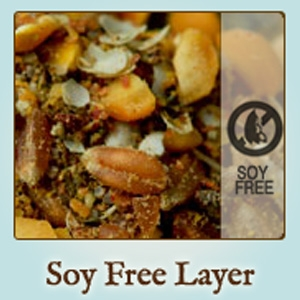 Scratch and Peck Feeds Soy Free Layer