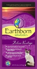 Earthborn Holistic Feline Vantage Cat Food, 6lbs